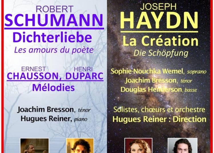 R�cital pour piano et voix � Montpellier