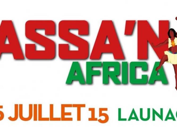 Wassa'n Africa 2015