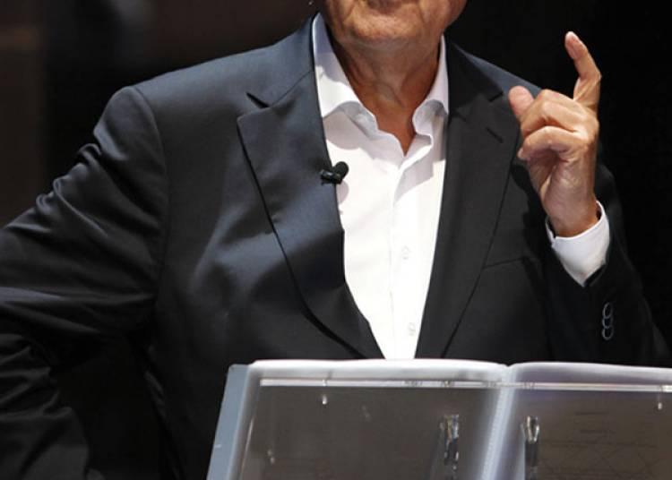 Bernard Pivot � Caluire et Cuire