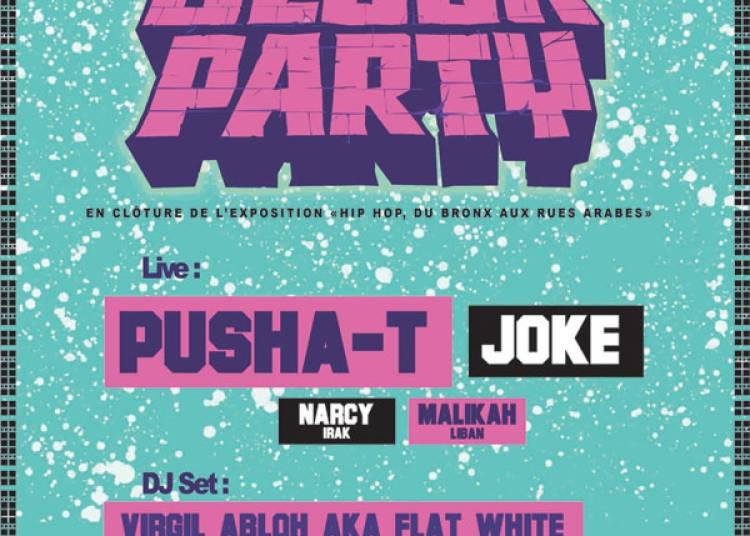 Block Party : Live & Dj Set � Paris 5�me