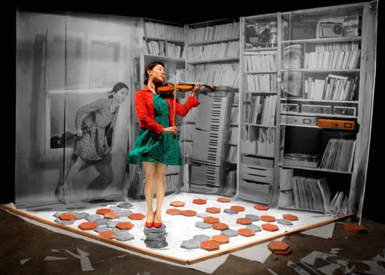 Chagall, du Shtetl � Paris � Paris 19�me