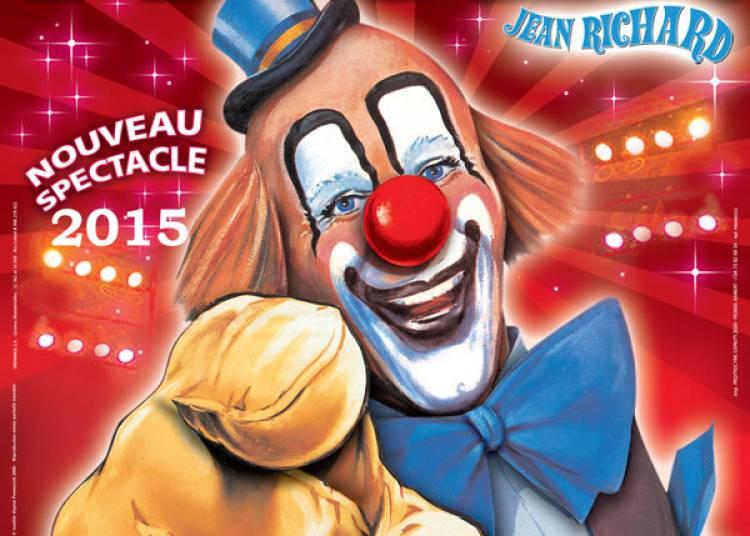 Cirque Pinder Jean Richard � Nantes