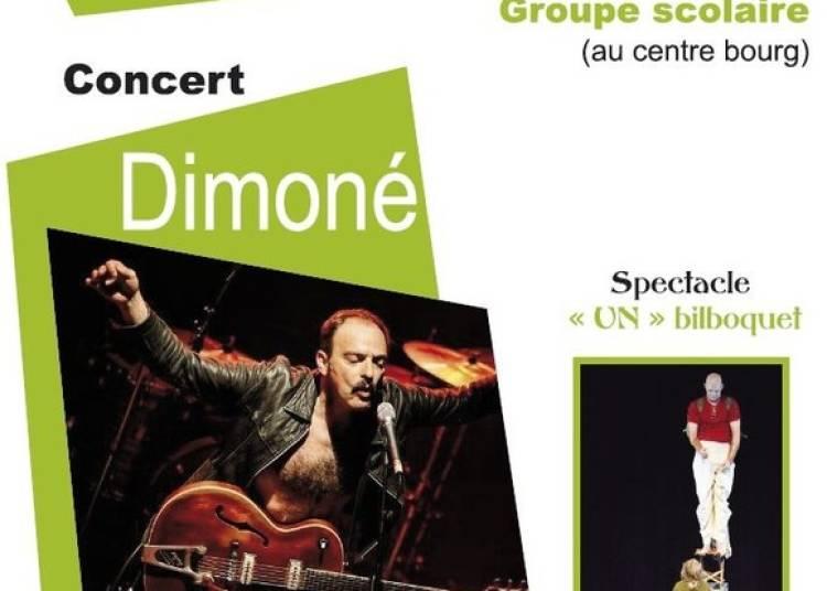 Dimon� et Ezec Le Floch � Saubusse