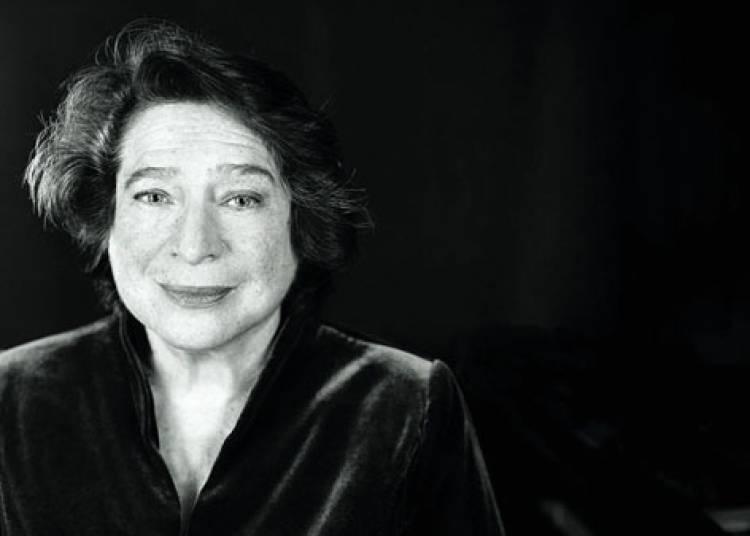 Elisabeth Leonskaja � Paris 19�me