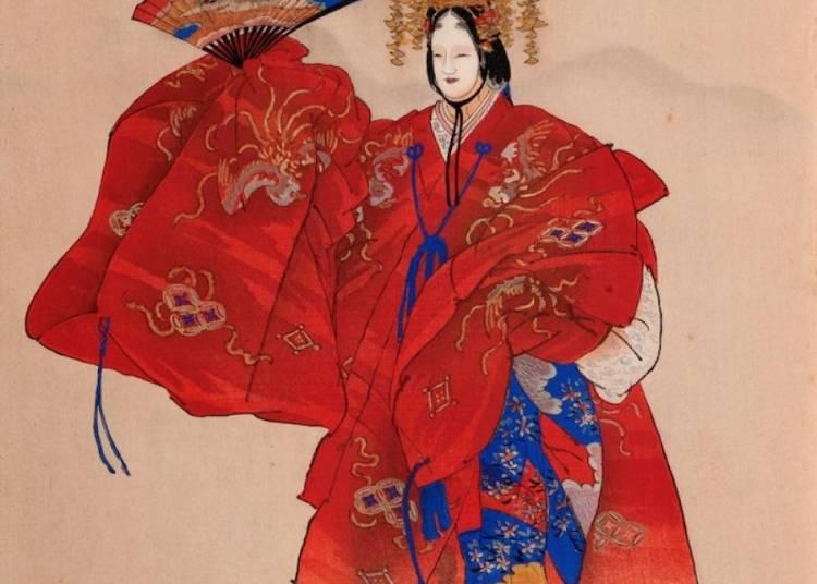 Tsukioka K�gyo, Cent pi�ces de n� et Estampes japonaises � Morestel