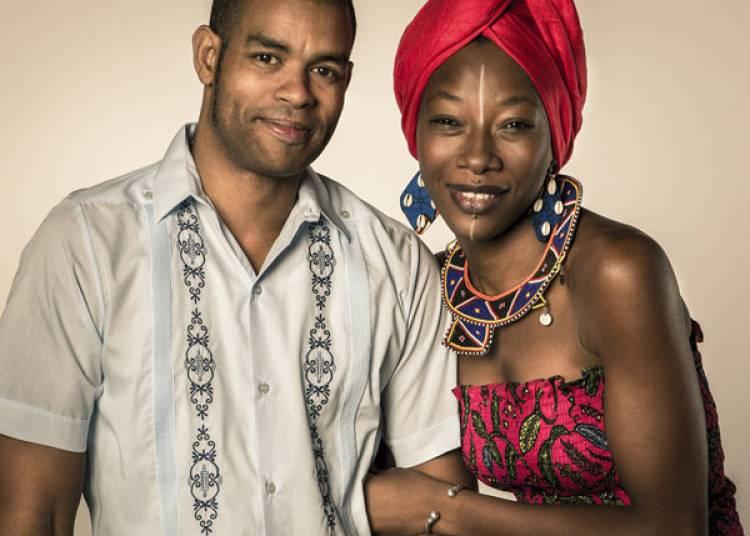 Fatoumata Diawara et Roberto Fonseca � Paris 19�me