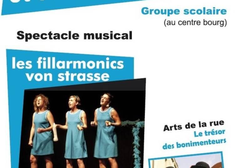 Le Tr�sor des bonimenteurs et Les Fillarmonics Von Strasse � Saint Jean de Marsacq