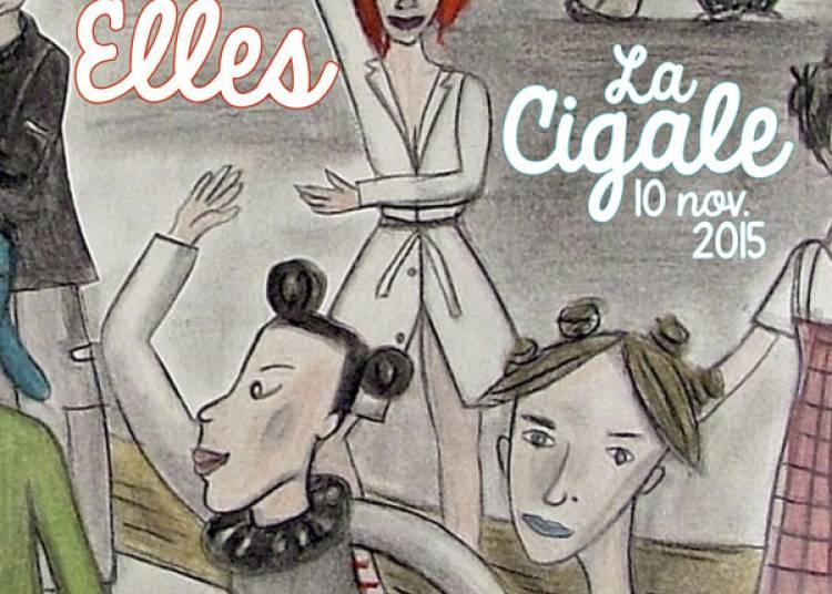 Les Elles � Paris 18�me