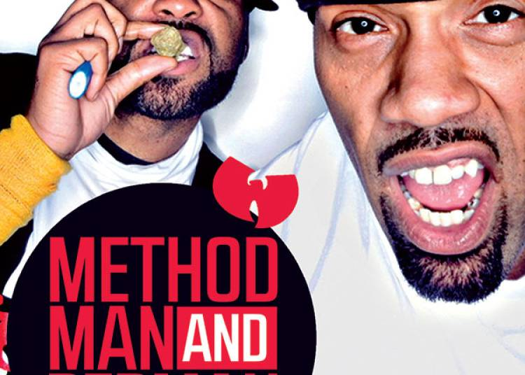 Method Man et Redman � Villeurbanne