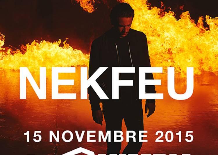 Nekfeu � Paris 9�me