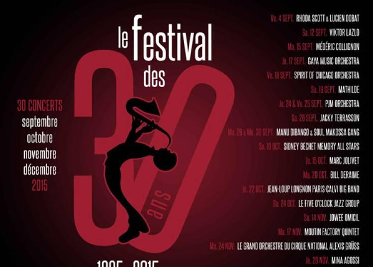 Les 30 Ans du Petit journal Montparnasse 2015