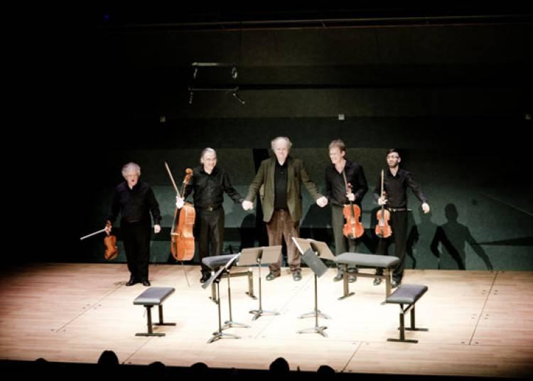 Quatuor Arditti � Paris 19�me