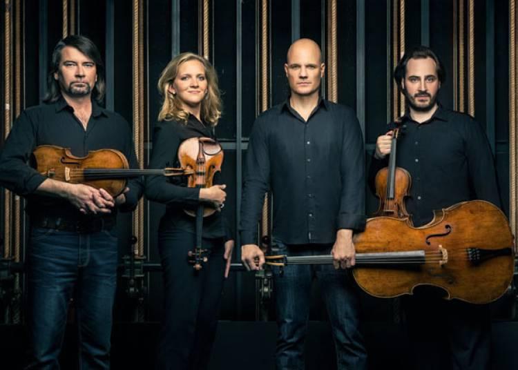 Quatuor Artemis � Paris 19�me