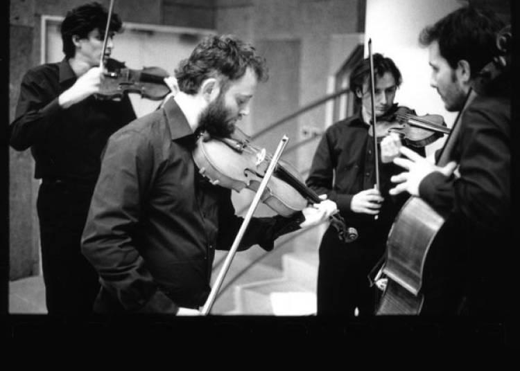 Quatuor Bela � Paris 19�me