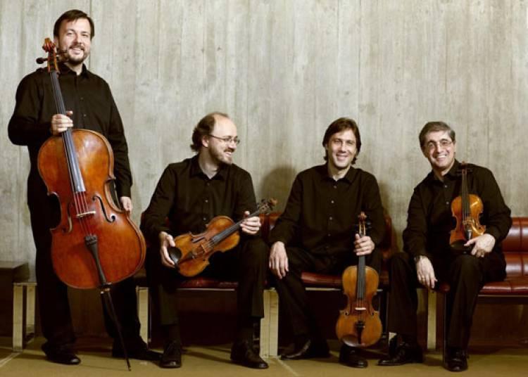 Quatuor Borodine � Paris 19�me