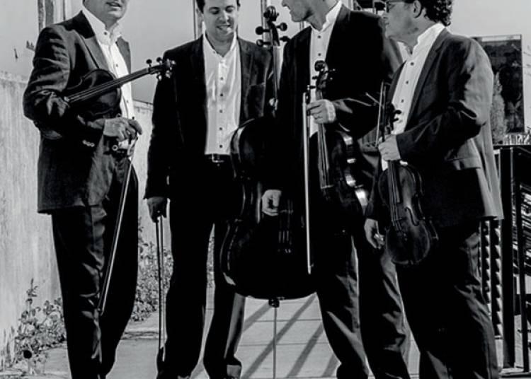 Quatuor Debussy � Caluire et Cuire