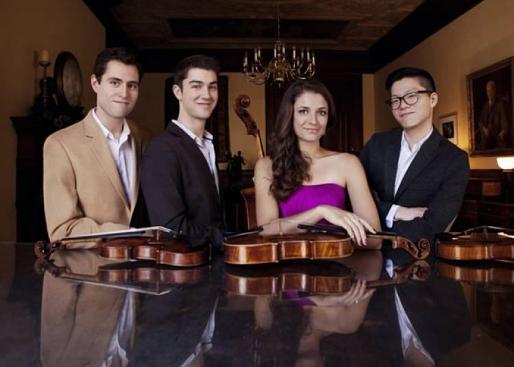 Quatuor Dover � Paris 19�me