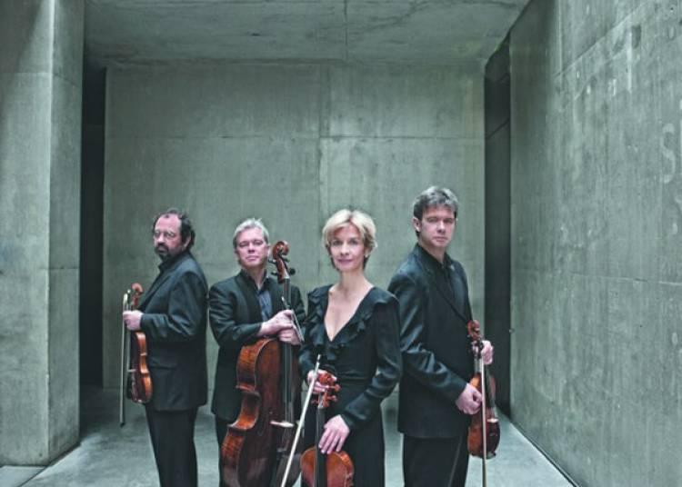 Quatuor Hagen � Paris 19�me