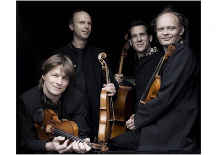 Quatuor Hugo Wolf � Paris 19�me