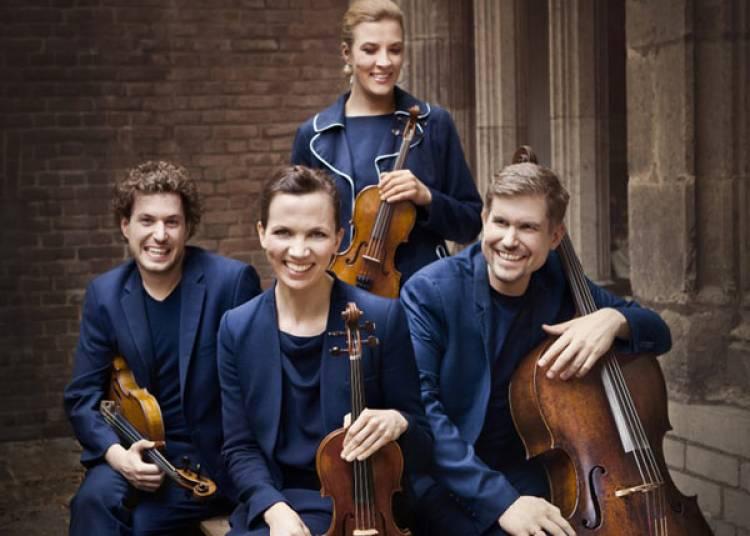 Quatuor Signum � Paris 19�me
