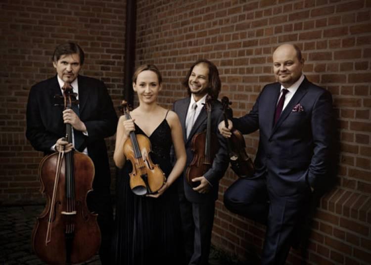 Quatuor Szymanovski � Paris 19�me