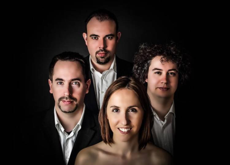 Quatuor Tana � Paris 19�me