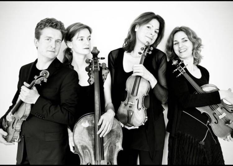 Quatuor Tetzlaff � Paris 19�me