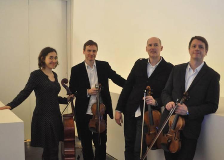 Quatuor Thymos � Paris 19�me