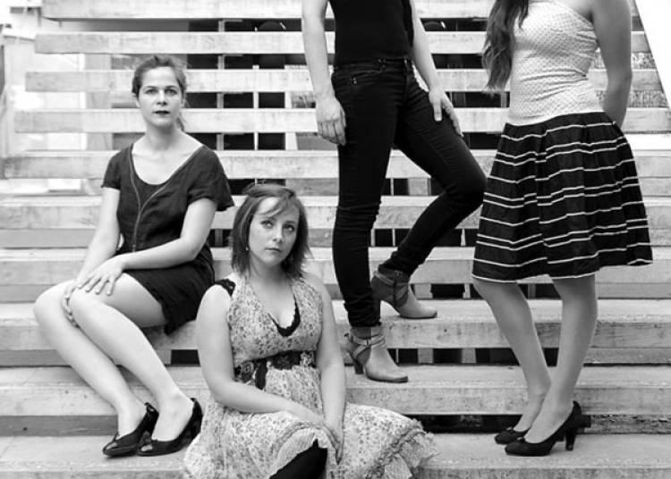Quatuor Za�de � Paris 19�me