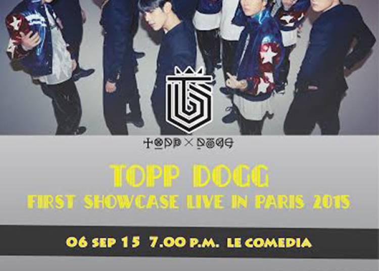 Topp Dogg � Paris 10�me