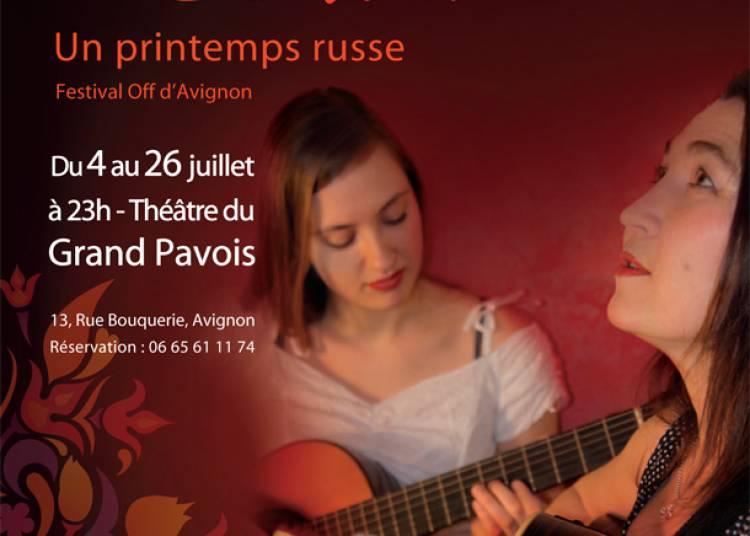 Un printemps russe à Avignon