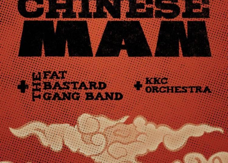 Chinese Man, The Fat Bastard Gang Band et KKC Orchestra � Vieux Boucau les Bains