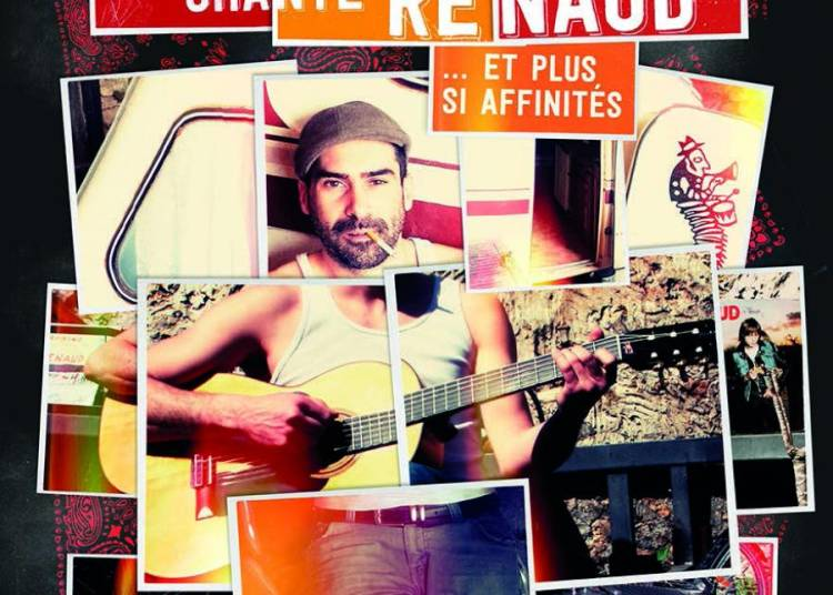 Fredo chante Renaud, Les Ogres de Barback � Paris 4�me