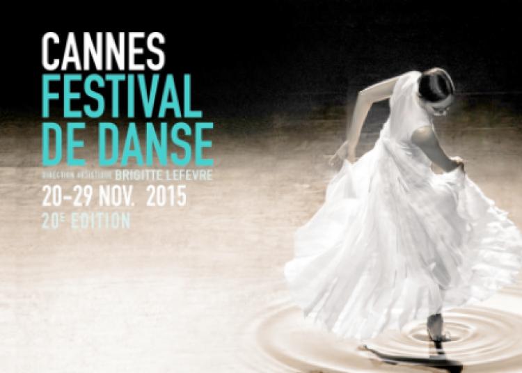 Festival de Danse de Cannes 2015