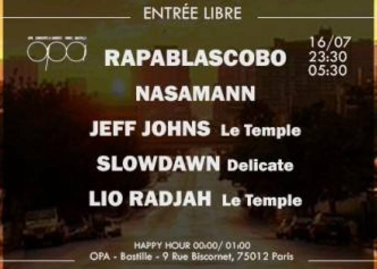 Le Temple � Paris 12�me