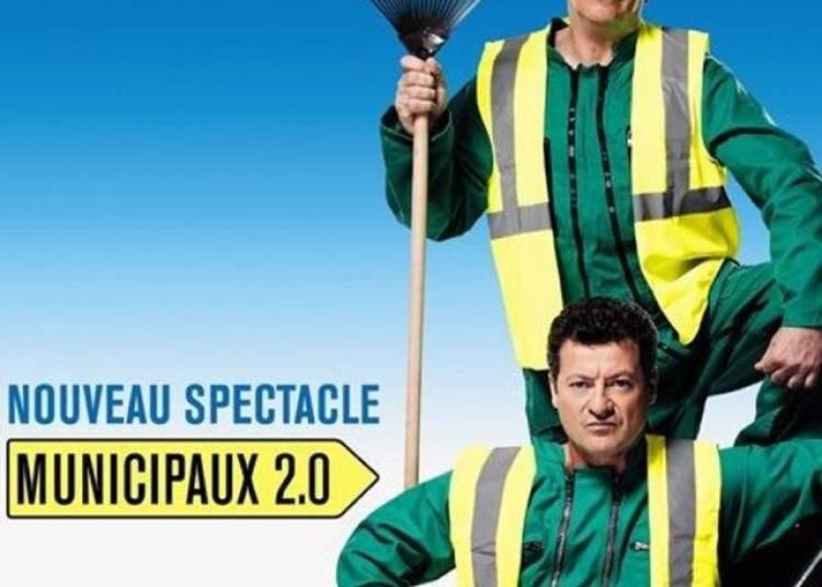 Les Chevaliers Du Fiel : Municipaux 2.0 à Avignon