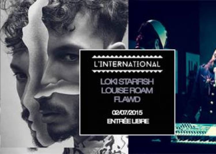 Loki Starfish, Louise Roam, Flawd et Dj Set Blackfeet Revolution � Paris 11�me