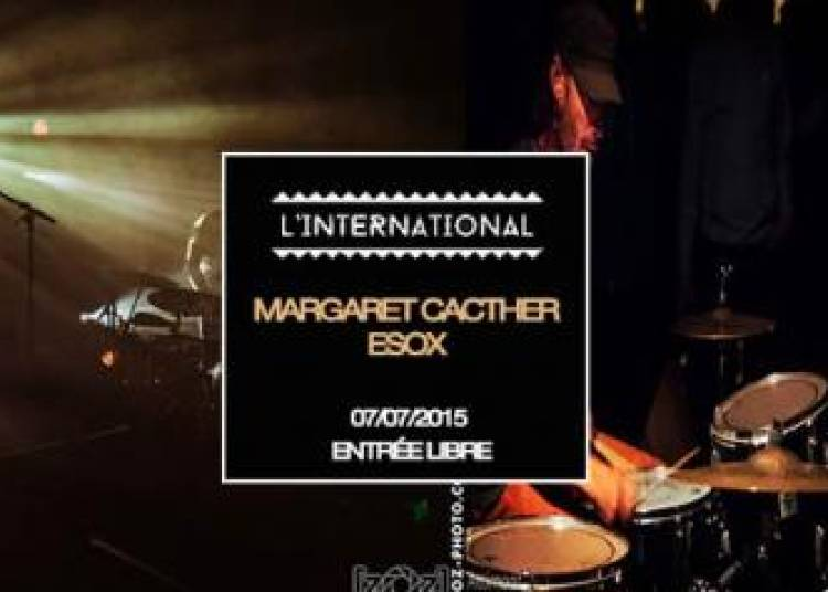 Margaret Catcher et Esox � Paris 11�me