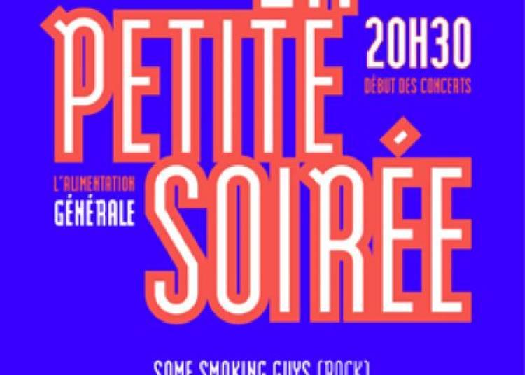 Moke's, Some Smoking Guys et Mawup � Paris 11�me