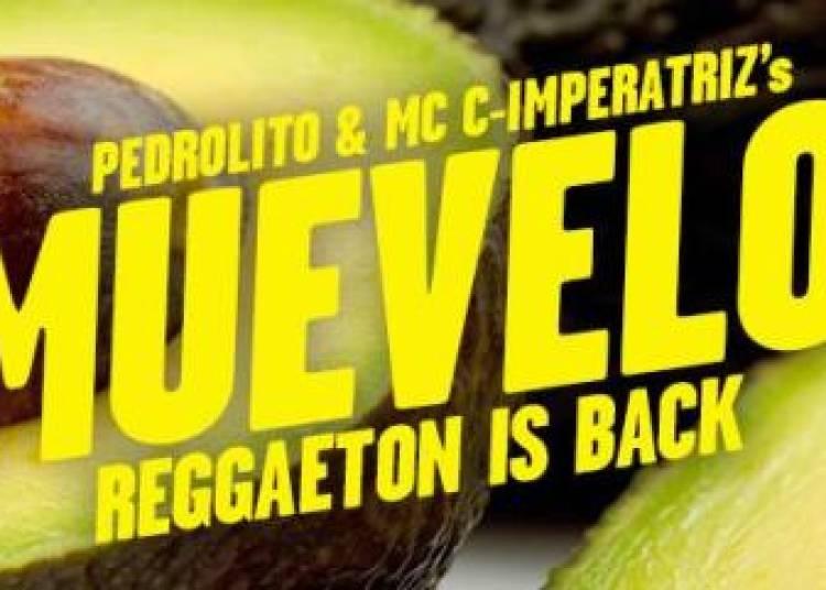 Muevelo, Pedrolito et Mc C-imperatriz Guest Guacamayo Tropical � Paris 11�me
