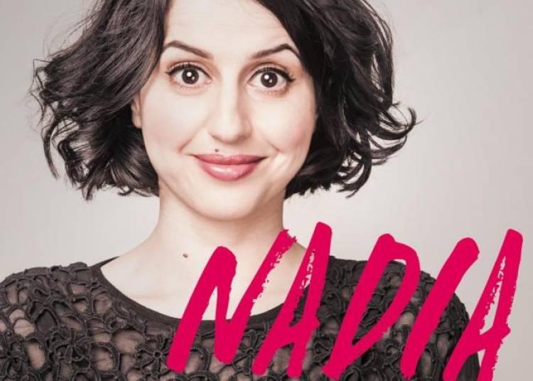 Nadia Roz dans Ca fait du bien � Paris 11�me