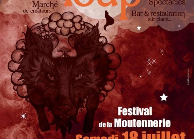 Le r�ve du loup - festival de la Moutonnerie 2015