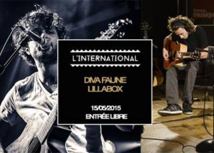 Lillabox X Diva Faune � Paris 11�me