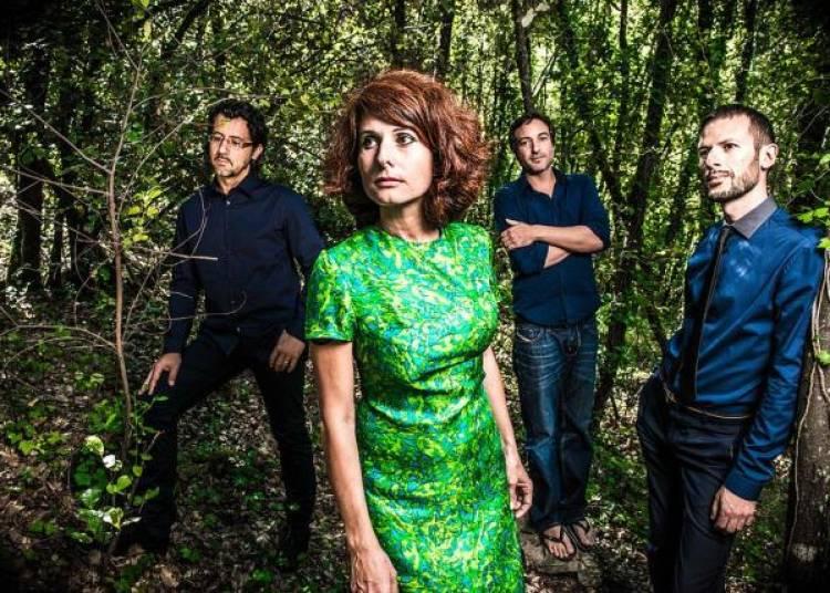 Marie Foessel Quartet � Paris 1er