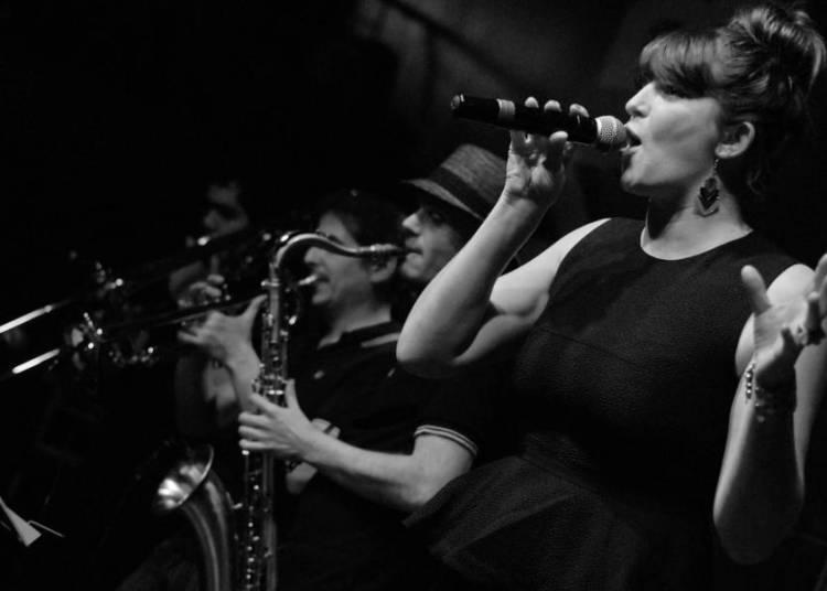 Soir�e Radek Azul Band & Label Qsounds Recording � Paris 14�me