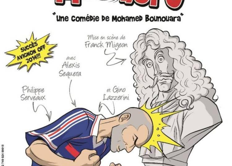 Zidane vs Molière à Avignon