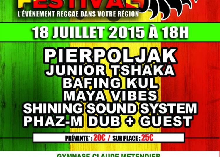 Nomade Reggae Festival 2015