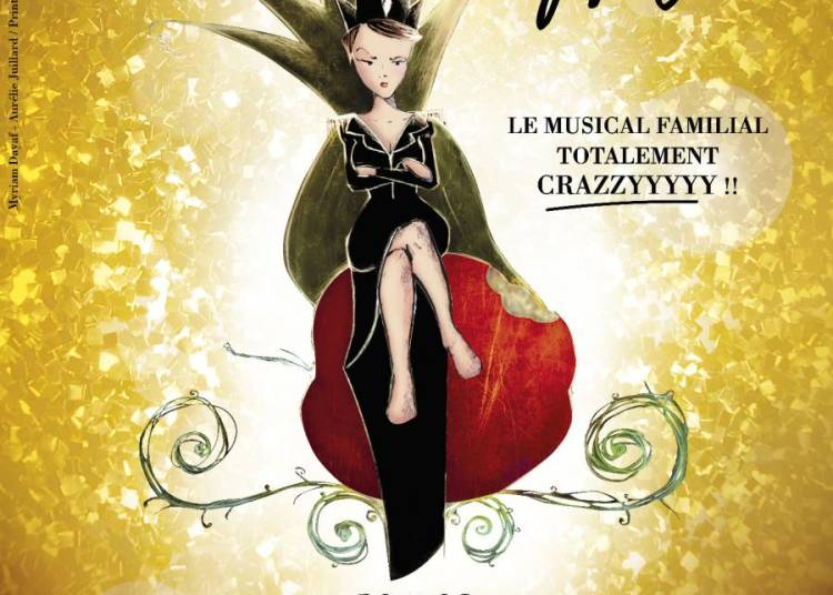 Blanche neige et moi, le musical ! à Avignon