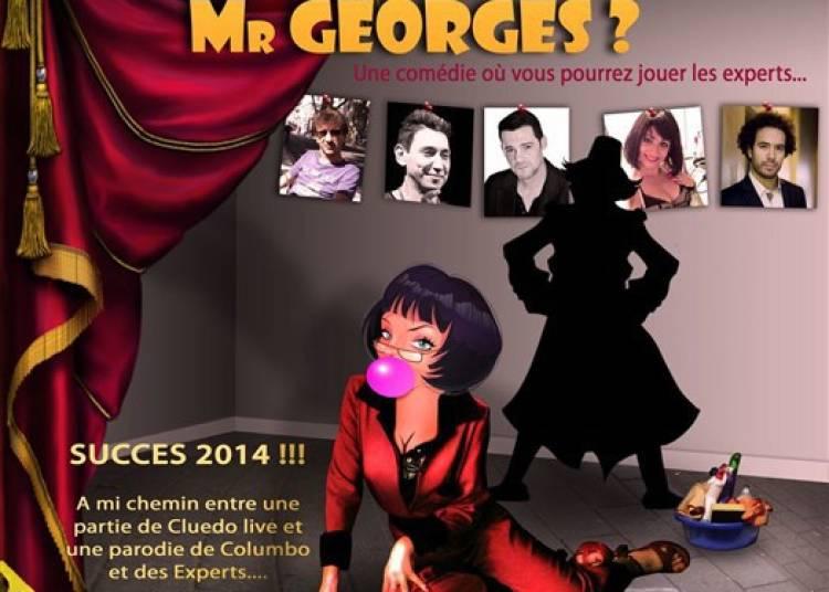 Mais qui a tué Mr Georges ? à Avignon
