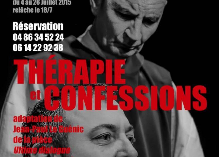Thérapie et confessions à Avignon